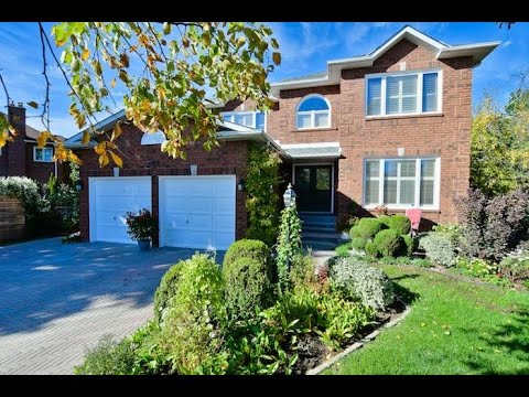 864 Baylawn Dr Pickering Open House Video Tour