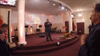 Pastor Jack Harris Praying for PCBP Video