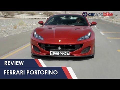 Ferrari Portofino Review | The Most Beautiful Car In The World? | NDTV carandbike