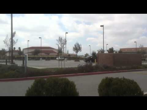 RAW VIDEO: Moreno Valley homicide scene