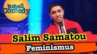 Salim Samatou – Feminismus und Frauenrechtler