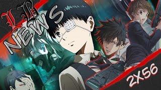2ª Temporada de Tokyo Ghoul, Trailer de Psycho-Pass 2 e + Detalhes de Naruto: The Last - LBNews 2x56