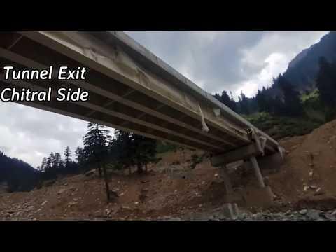 Lawari Tunnels Chitral Latest Aug. 2017