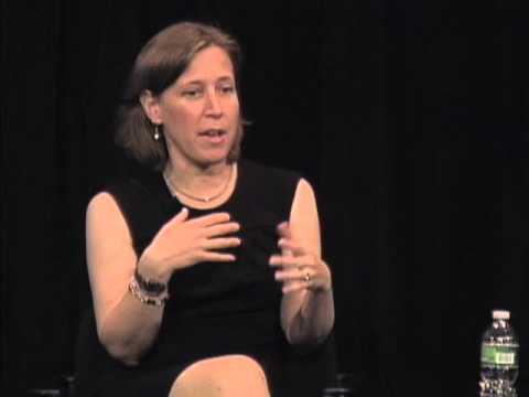 A Conversation with Susan Wojcicki and Dennis Woodside (Google)