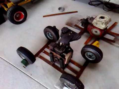 New Project Homemade 120cc 160cc Petrol Rc Car Youtube