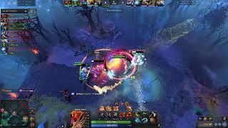 Liquid.Miracle Ember Spirit with Divine Rapier   Dota Gameplay