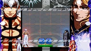 Orochi & Mizuchi VS. Igniz & Goodman