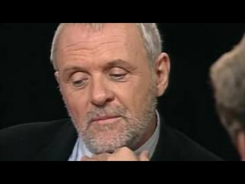 Anthony Hopkins on Charlie Rose 1993