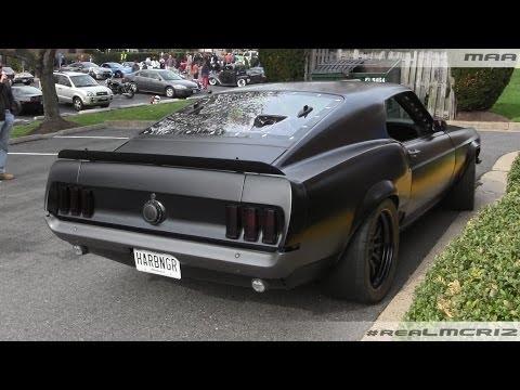 Stunning Agent 47 Harbinger Mustang LOUD!
