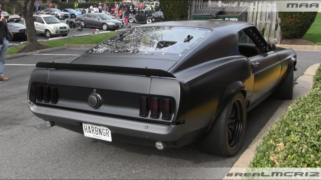 Stunning Agent 47 Harbinger Mustang Loud Youtube