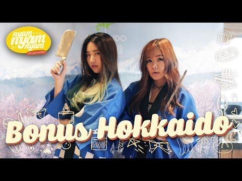 [HOKKAIDO] BEST SUSHI in Jakarta - NyamNyamNyam Special Episode