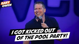 I Got Kicked Out of the Pool Party! - Gary Owen