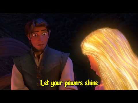 Tangled - Healing Incantation (Sing Along Lyrics)