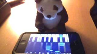 I've been working on the railroad - Iphone Panda version - FingerPiano
