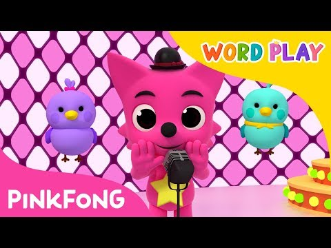 I Am a Music Man | Word Play | Pinkfong Songs for Children