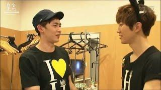 Nichkhun surprise visit Junho's 1st Solo Tour 'Kimi no Koe '