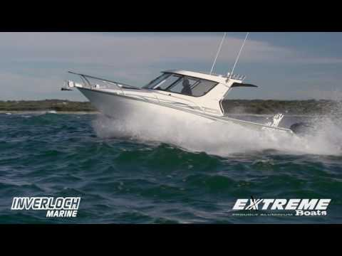 Extreme Plate Boats in Rough Water
