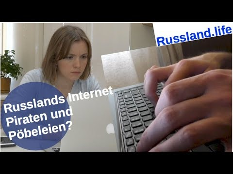 Russlands Internet: Piraten und Pöbeleien?
