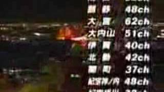 テレビ局OP&ED集(独立U局編)