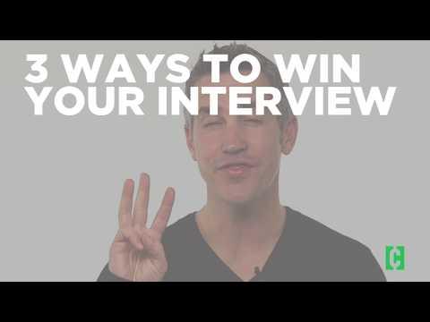 3 ways to win your next job interview | Clark Howard