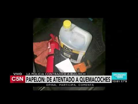 C5N - Policiales: La Policía de la Ciudad contradice a la ministra Bullrich