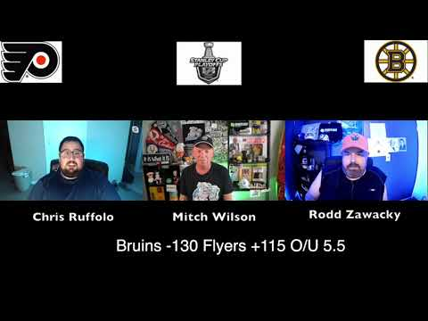 Boston Bruins vs Philadelphia Flyers 8/2/20 NHL Pick and Prediction Stanley Cup Playoffs