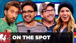 On The Spot: Ep. 39 - Gus or Google? | Rooster Teeth