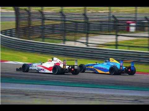 Bruno Carneiro FIA F4 Chinese Championship. Shanghai Report