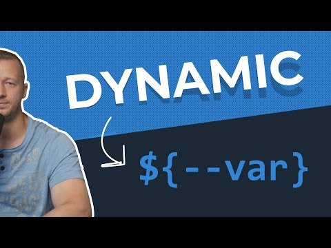 Making Your CSS Custom Properties Dynamic!