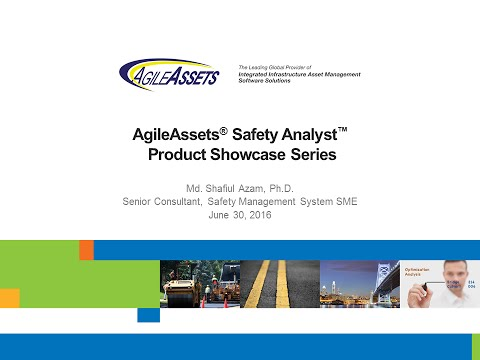 AgileAssets® Safety Analyst™ - Product Showcase Series