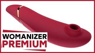 Обзор Womanizer Premium – Лучший бесконтактный клиторальный стимулятор [Точка Любви]