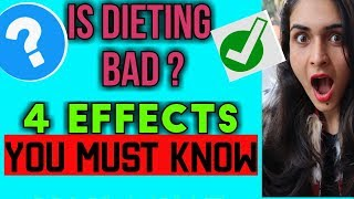 WEIGHT LOSE : Side Effects Of Dieting:  (HOW TO LOSE WEIGHT FAST ? )