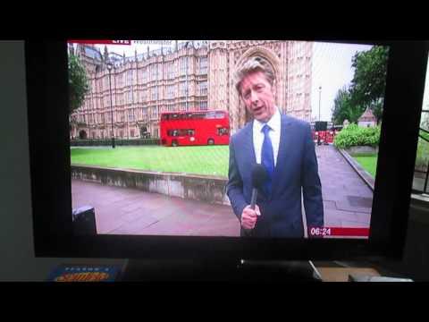BBC Breakfast News Live Brexit Gaff
