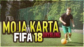 MOJA KARTA FIFA 18 - DRYBLING! | Lis Pola Karnego odc. 4