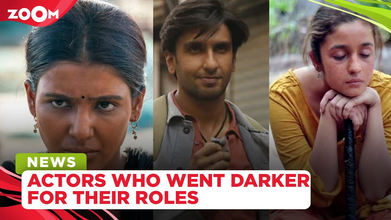 From Samantha in Family Man 2 to Ranveer Singh in Gully Boy, actors who went darker for their roles