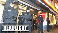 Drogen-Razzia in Hamburg: Polizei stürmt Wettbüro
