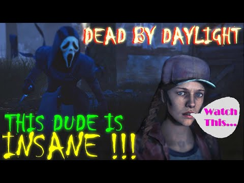 \/ - DEAD BY DAYLIGHT - THIS DUDE IS INSANELY GOOD !