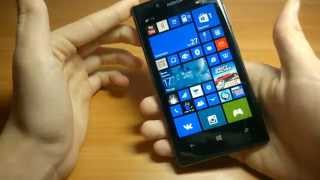 Опыт эксплуатации Nokia Lumia 720
