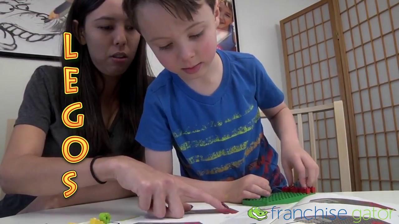 Parker Anderson Enrichment Lego Robotics Video!