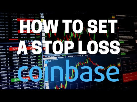 [STEP-BY-STEP GUIDE] How To Set A Stop-Limit (Stop-Loss) On Coinbase Pro [4K]