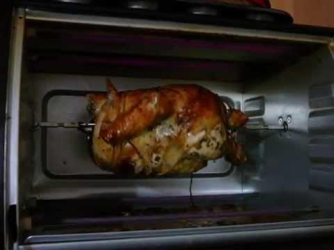 Ile recetas pollo al spiedo youtube for Hornos de cocina electricos