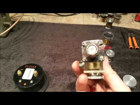 Brid Meters #101 all about BIRD WATTMETER and its parts