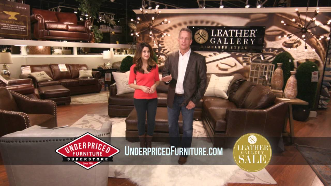 Underpriced Furniture Leather Furniture Sale Youtube