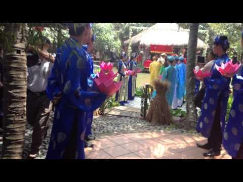 Nhà Hàng tiệc cưới ở Bình Dương