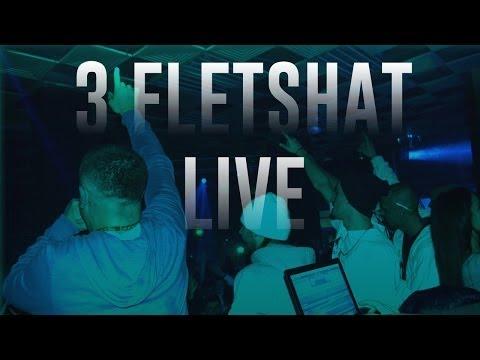 Noizy ft. OverLord & NiiL-B - 3 Fletshat (Live)