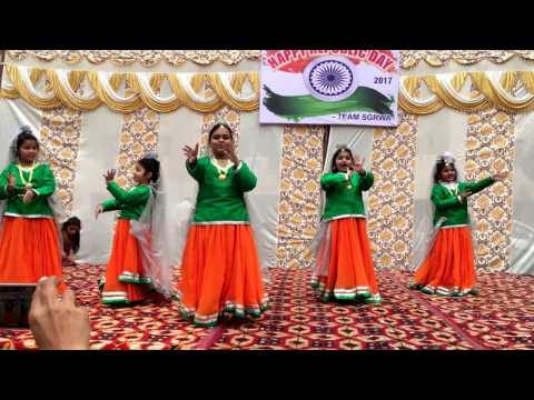 Geet Sinha Dance 26th Jan 2017
