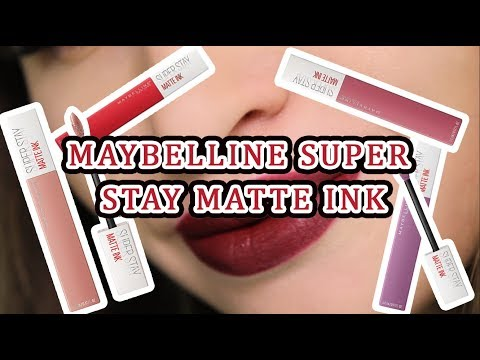 maybelline-super-stay-matte-ink-matte-lipstick