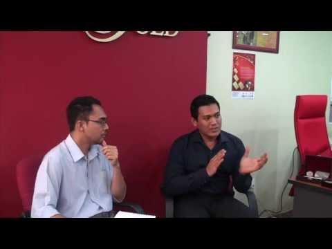 Temuramah Ikram Adi bersama Tuan Mohd Faizan Dasuki, @Pelabur Jutawan Public Gold