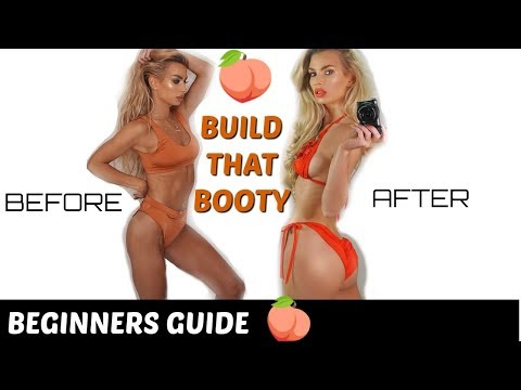 BIGGER BOOTY WORKOUT - BEGINNERS GLUTES GUIDE