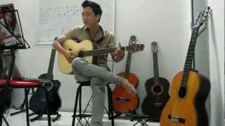 (Khắc Việt) Rất gần rất xa - Guitar Cover by Phan Lâm (HGN Music)